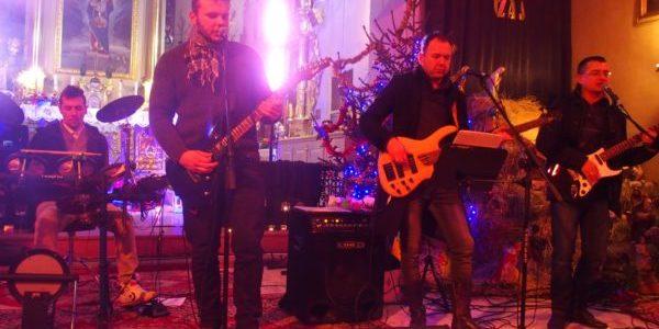 Spotkanie noworoczne na rockowo !! wideo i zdjęcia