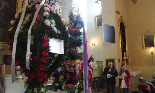 Konkurs na Palmę Wielkanocną rozstrzygnięty !!