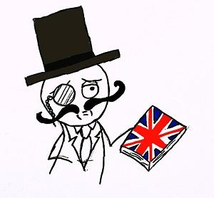 Zapisy na zajęcia z języka angielskiego.
