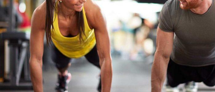 Zajęcia fitnes i fitbox