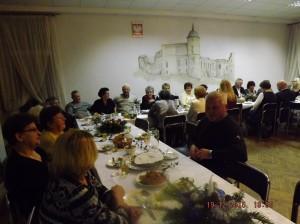 Spotkanie Wigilijne 2015
